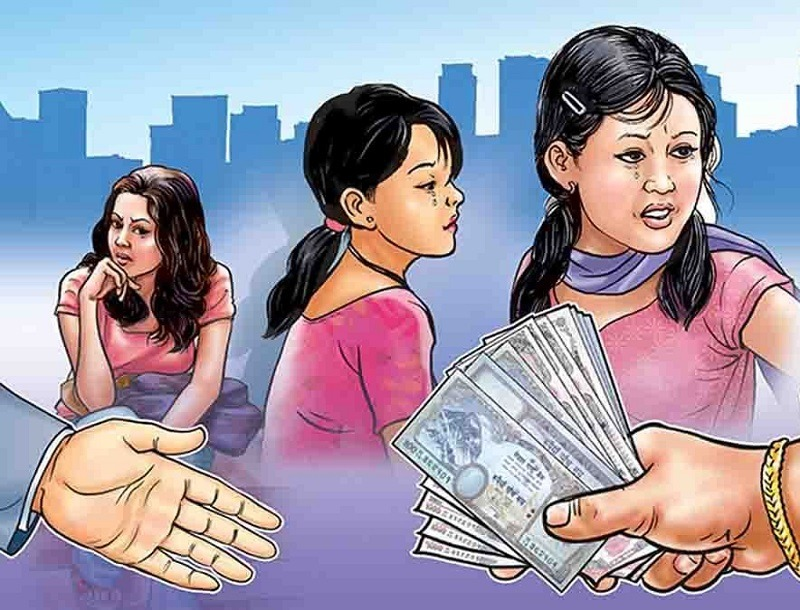 वैदेशिक रोजगारको प्रलोभनमा भारत बेच्न लगिएका दुई युवतीको उद्धार