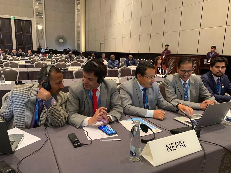 यूएइले फोहोरबाट उर्जा उत्पादनका लागि नेपाललाई १ करोड अमेरिकी डलर दियो