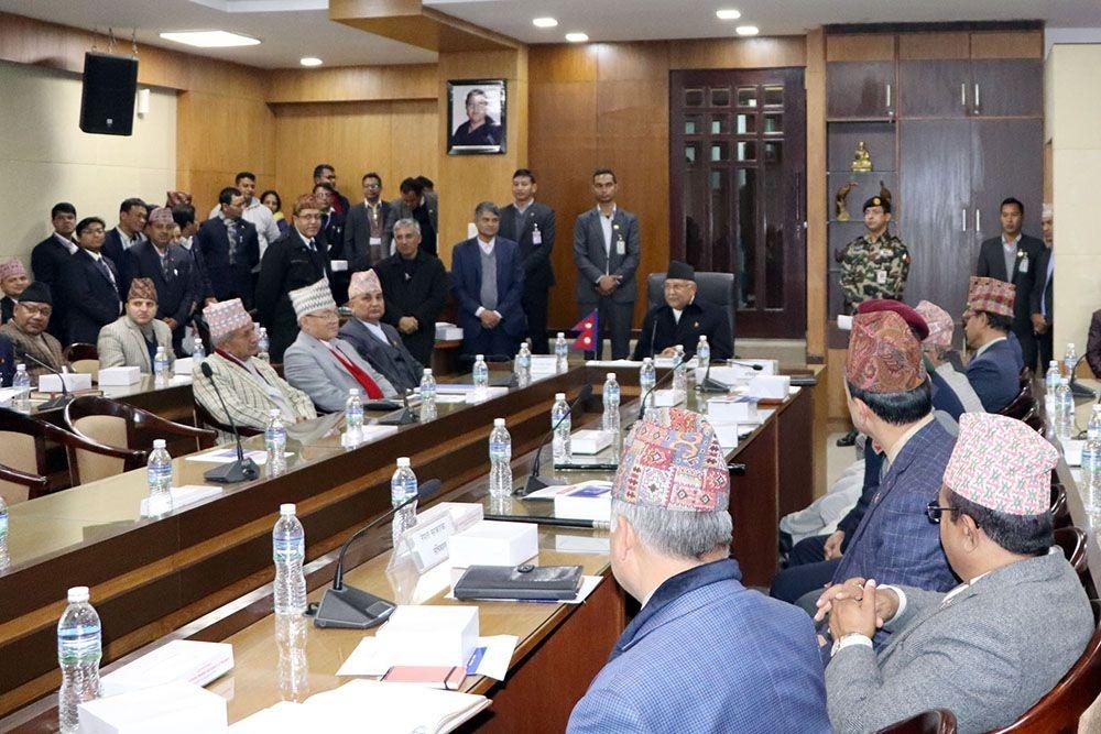 विमानस्थलको अध्यागमनमा आफ्नै सफ्टवेयर 'नेपाली पोर्ट'को शुभारम्भ