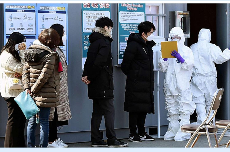 कोरियामा कोरोना त्रास : सावधानी अपनाउन नेपाली दूतावासको आब्हान