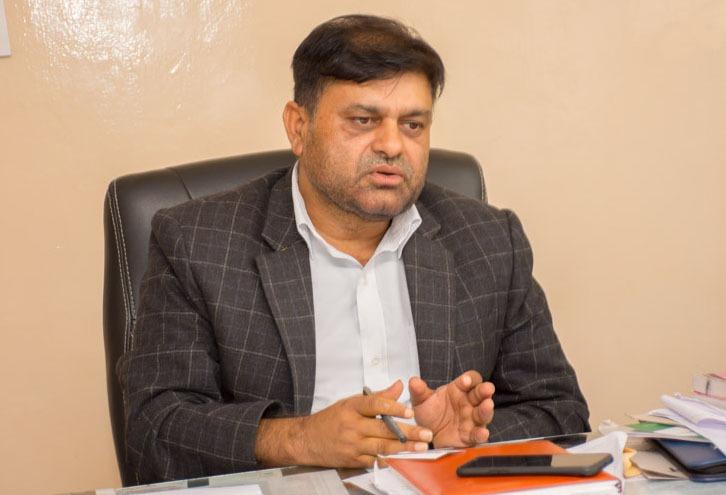 वैदेशिक रोजगार विभागको महानिर्देशकमा कुमार दाहाल नियुक्त