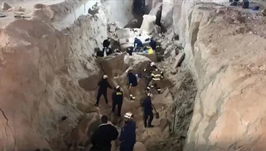 कुवेतमा कार्यस्थलको ढिस्को खस्दा पुरिएर ४ नेपालीको मृत्यु ३ घाइते