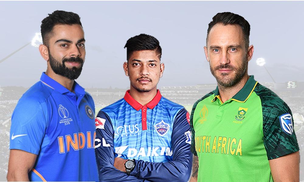 एशिया ११ मा सन्दीप पनि अटाए, विश्व ११ सँग टी-ट्वान्टी क्रिकेट श्रृखंला खेल्ने