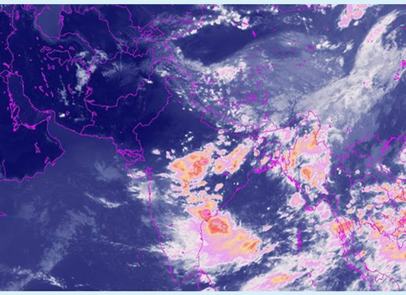 आजबाट देशैभर मौसम सुधार हुने अनुमान