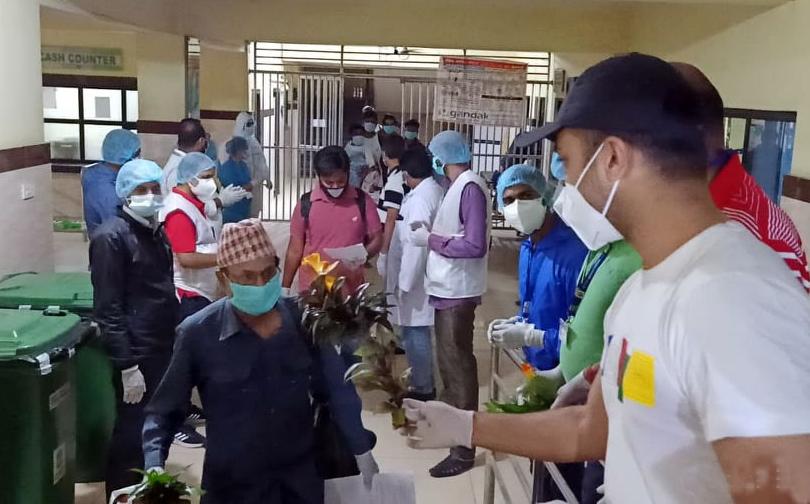 गण्डक अस्पतालबाट २१ जना कोरोनामुक्त भएर डिस्चार्ज, सेती अस्पतालको आइसोलेसनमा १ जनाको मृत्यु