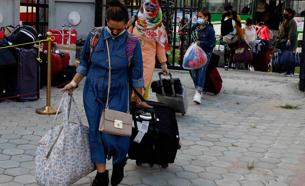 कुवेतबाट थप नेपाली आज आउँदै, टर्किस एयरलाइन्स विदेशी यात्रु लिएर फर्कियो