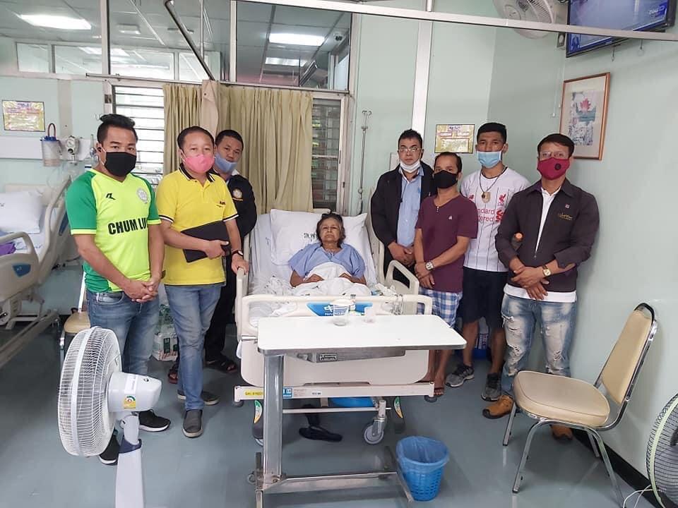 थाइल्याण्डका कोरोना प्रभावितलाई थाइ नेपाली संघको सहयोग