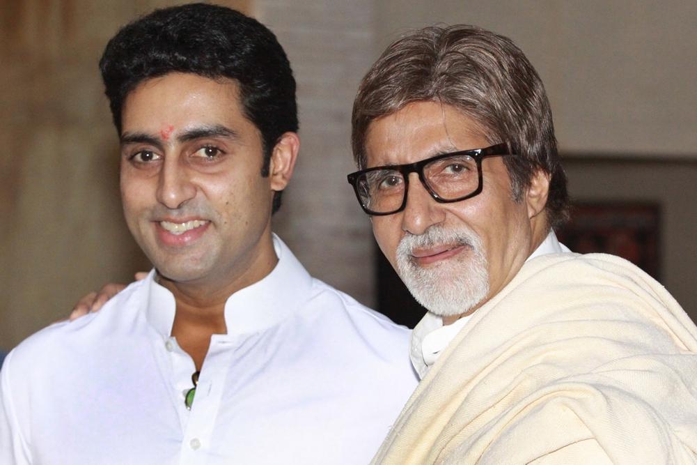 भारतीय अभिनेता अमिताभ र अभिषेक बच्चनमा कोरोना सङ्क्रमण पुष्टि