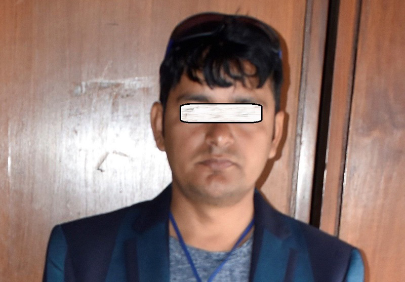 बलात्कार आरोपी युट्युबर शिवाकोटी डिल्लीबजार कारागार चलान