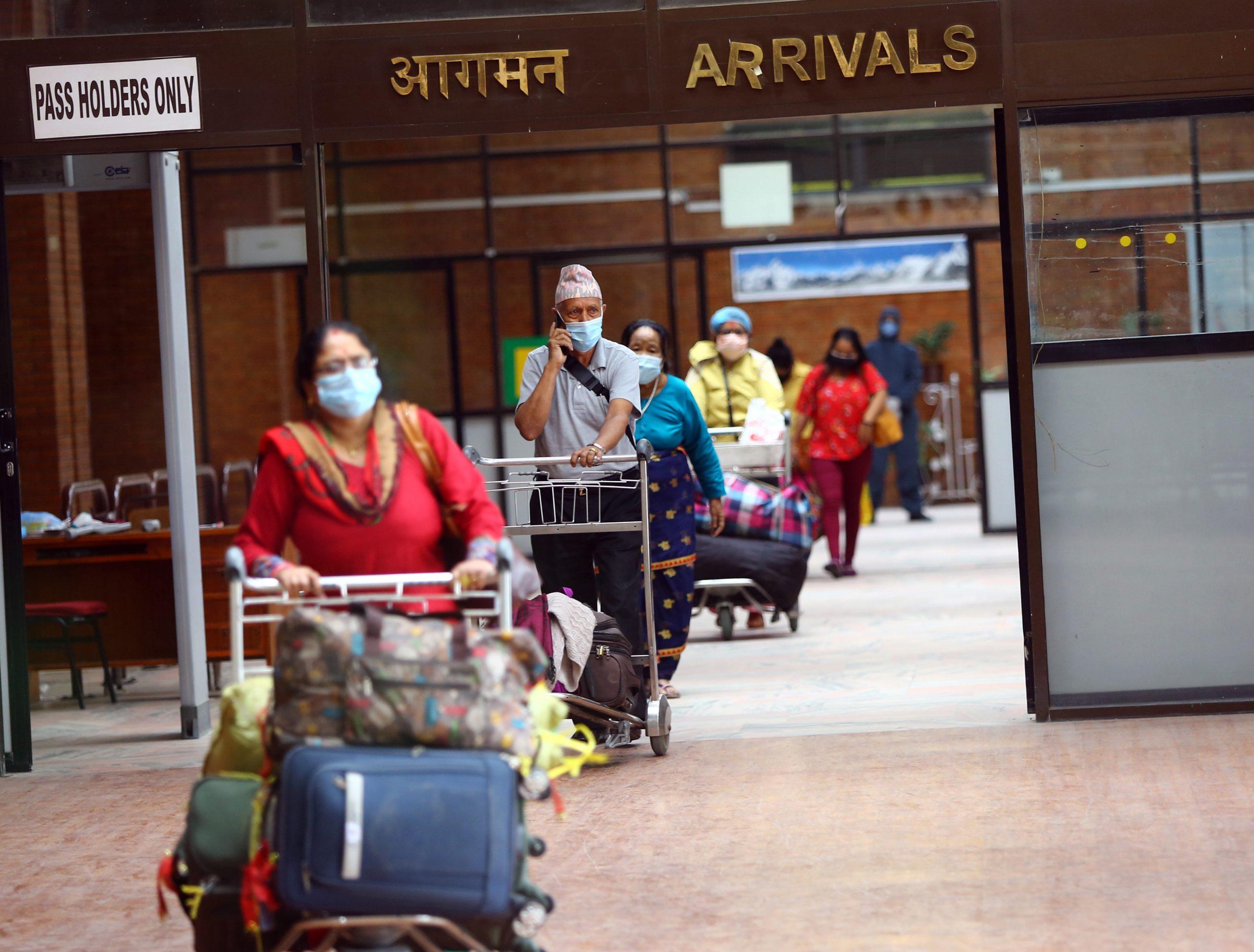 विदेशमा अलपत्र नेपालीको उद्धारका लागि आजबाट तेस्रो चरणको चार्टर्ड उडान शुरु, एक सातासम्म चल्ने
