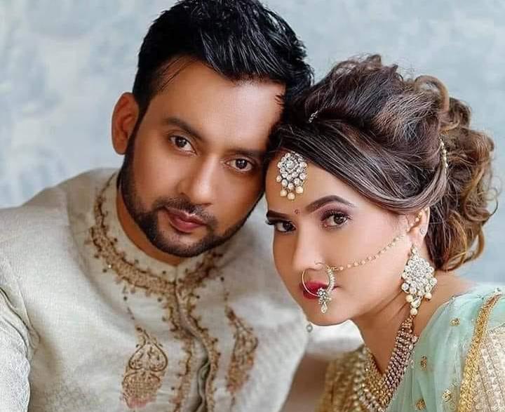 बैवाहिक सम्वन्धमा बाधिए चर्चित संगीतकार अर्जुन र गायिका दुर्गा