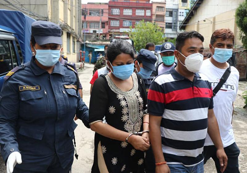 गोंगबु हत्या काण्डको अभियुक्त सार्वजनिक, यसरी गरिएको थियो हत्या