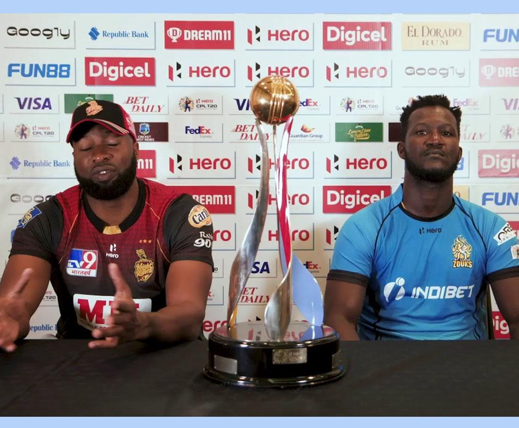सीपीएल फाइनल : आज ट्रिनबागो र सेन्ट लुसिया आमने सामने हुँदै