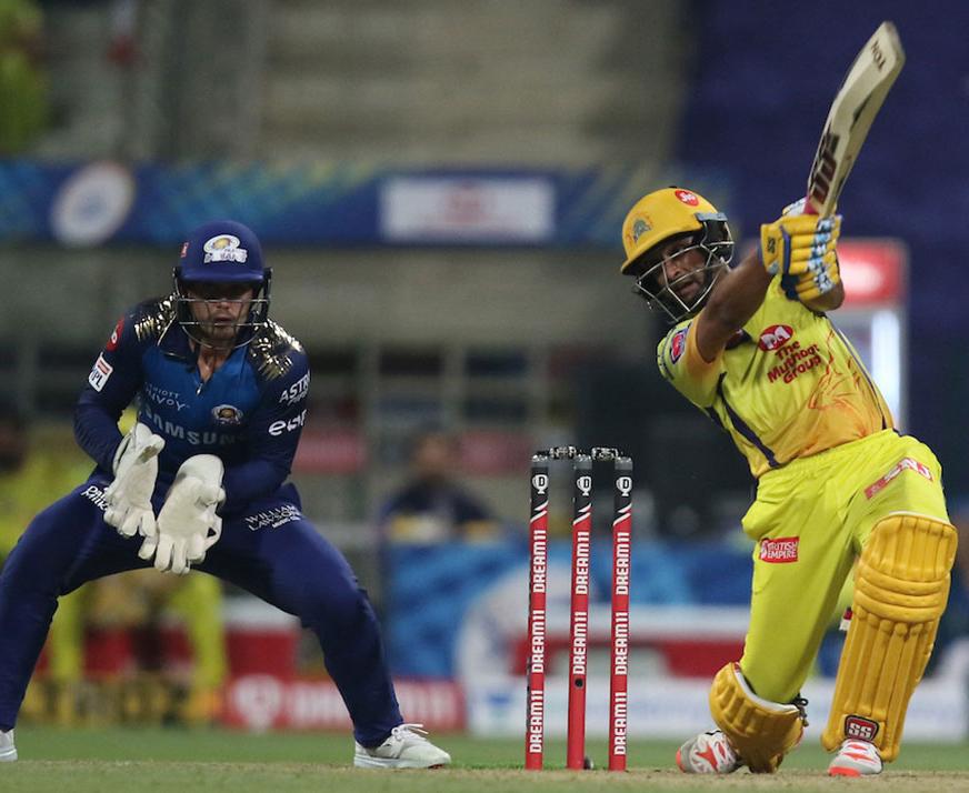 आईपीएलमा चेन्नाईको विजयी सुरुआत, मुम्बईलाई ५ विकेटले हरायो