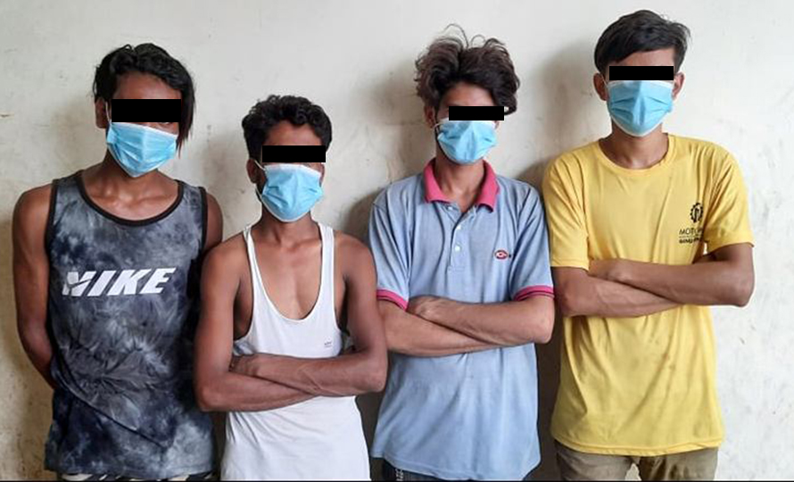 हाेटेल मालिकसहित बलात्कार काण्डमा चार जना पक्राउ