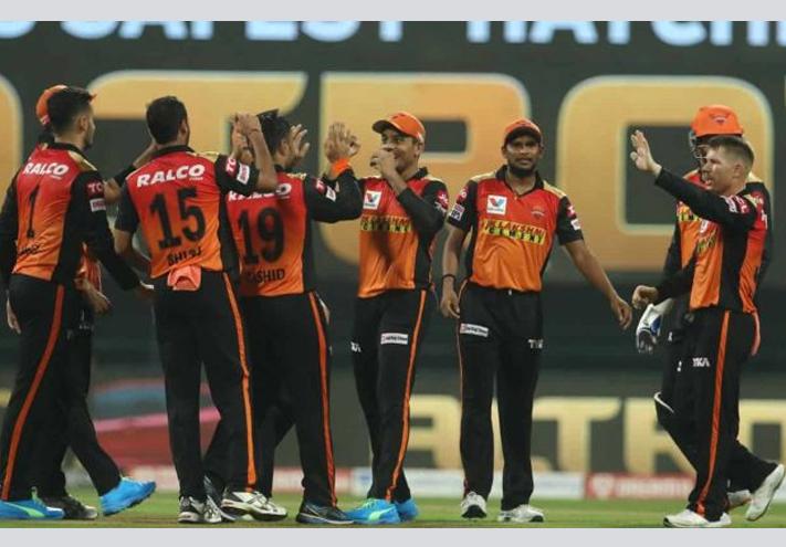 आईपीएल : दिल्ली क्यापिटल्सलाई १५ रनले हराउँदै सनराईजर्स हैदराबाद विजयी