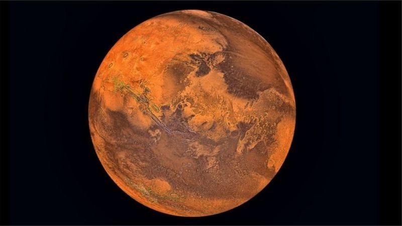 मंगलग्रह पृथ्वीबाट सबैभन्दा ठूलो र चम्किलो देखिँदै