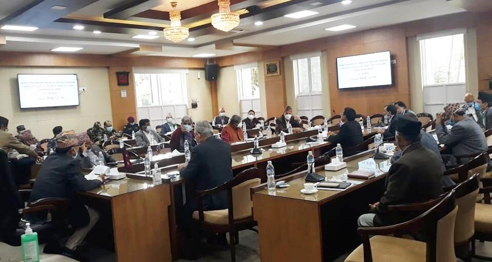 सिसिएमसी बैठक : जोखिमको अवस्था मुल्यांकन गरी सबै देशहरुमा उडान अनुमित दिने निर्णय