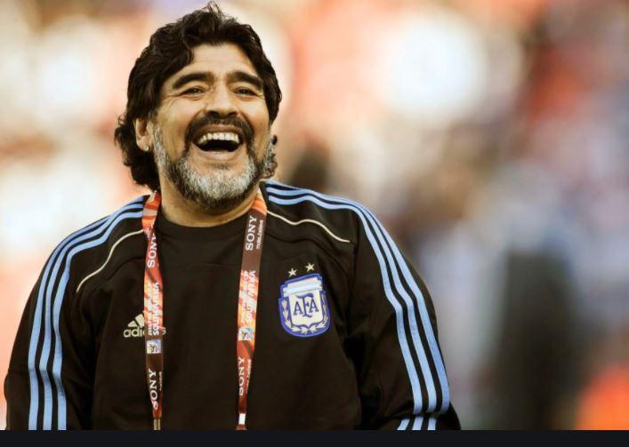 विश्व चर्चित फुटबल खेलाडी डिएगो म्याराडोनाको निधन