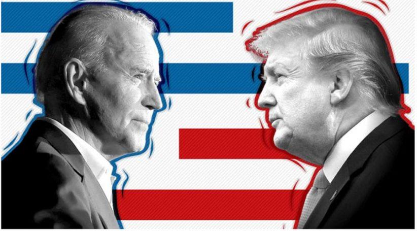 अमेरिका चुनाव : बाइडेनको अग्रता, नतिजा नआउँदै विजेता घोषित नगर्न ट्रम्पको चेतावनी