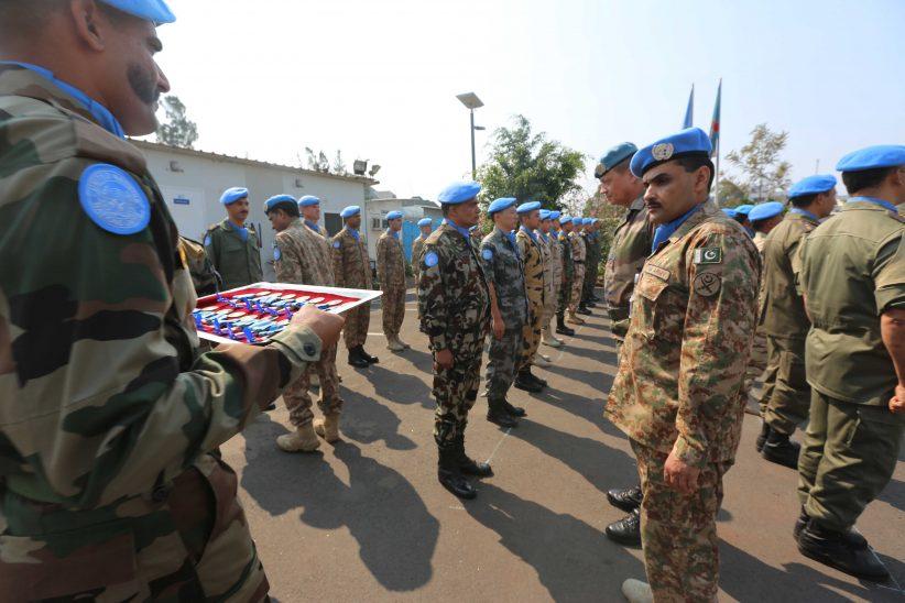 नेपाली शान्ति सैनिकद्वारा विद्रोहीको हमला विफल