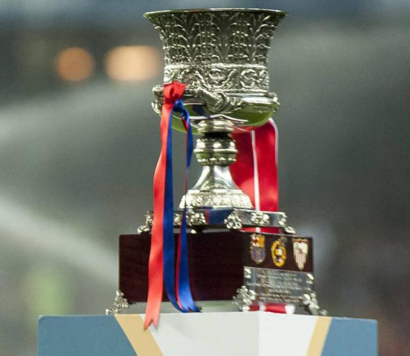 स्पेनिश सुपर कप : उपाधीका लागि बार्सिलोना र एथलेटिको भिड्दै, रियल म्याड्रिड सेमिफाइनलबाटै बाहिरियो