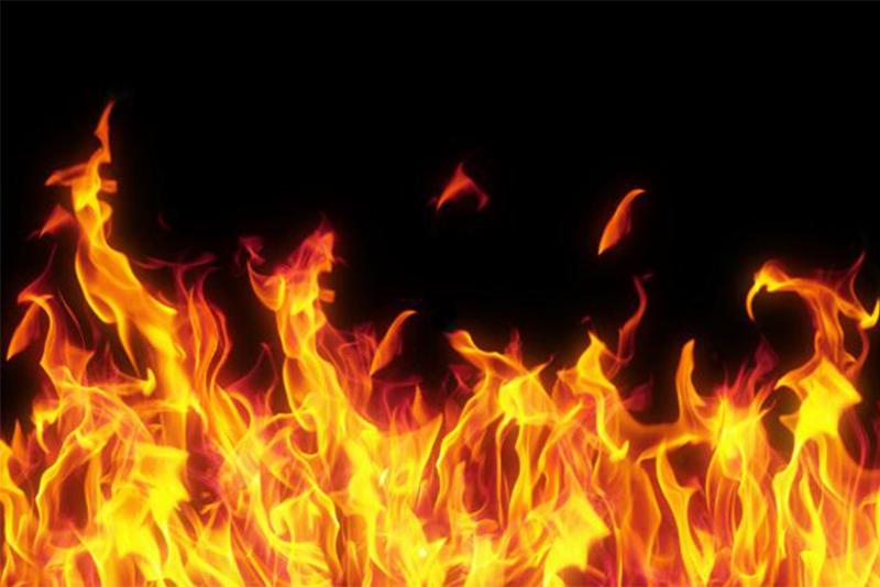 जुम्लाको गोठीगाउँमा आगलागी, २५ घर जलेर नष्ट