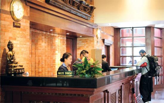 होटलका कर्मचारीलाई न्यूनतम दुई हजार पारिश्रमिक