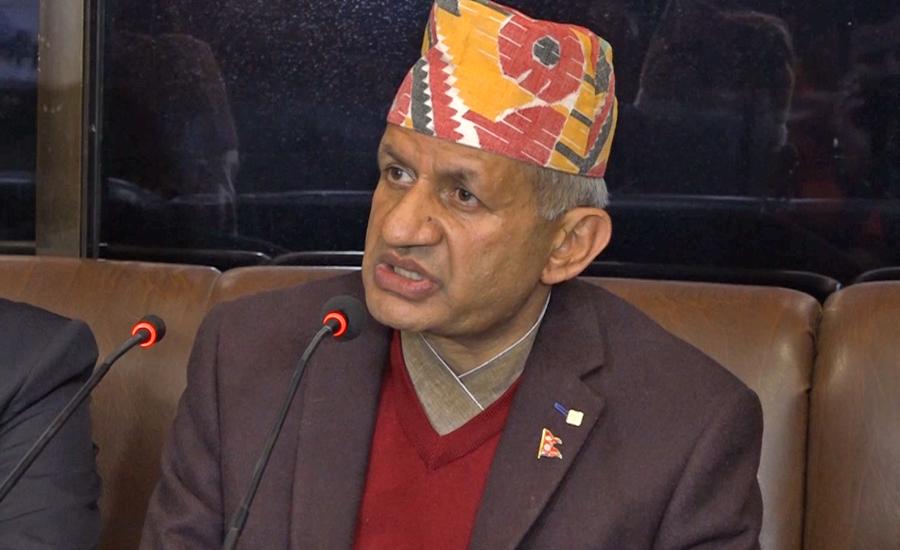 नेपाल–भारत सीमा विवाद टुंग्याउन दुवै देश सहमत : परराष्ट्रमन्त्री ज्ञवाली