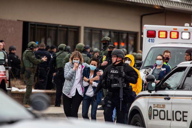 अमेरिकाको कोलाराडोमा अन्धाधुन्ध गोली प्रहार, प्रहरीसहित दश जनाको मृत्यु