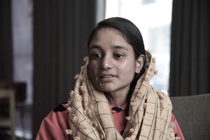 मुस्कान खातुनले पाइन् अन्तर्राष्ट्रिय 'साहसी महिला अवार्ड'