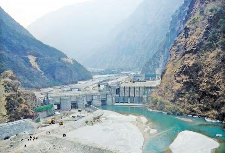 माथिल्लो तामाकोशी : मुख्य सुरुङमा आज पानी छाडिँदै, बैशाखभित्रै ६७ मेगावाट उत्पादन