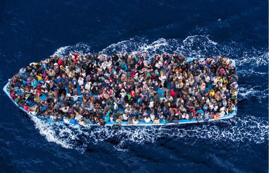 भूमध्य सागरमा आप्रवासीको दुःखद अवसान, युरोपेली आप्रवासन नीति असफल बन्दैछ