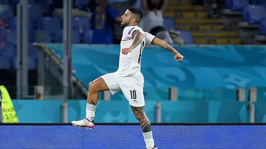 युरोकप फुटबल : उद्घाटन खेलमा इटलीद्धारा टर्की ३-० ले पराजित
