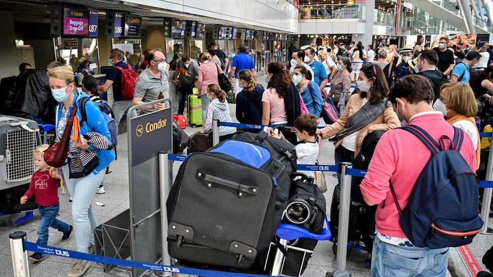 जर्मनीले नेपालसहितका पाँच राष्ट्रबाट हुने यात्रा प्रतिबन्ध हटायो