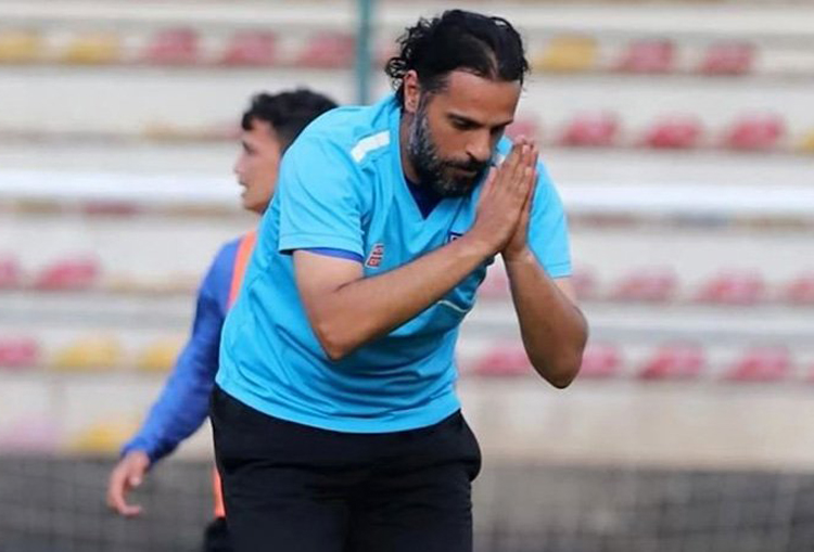राष्ट्रिय फुटबल टोलीका प्रमुख प्रशिक्षक अलमुतैरीद्वारा राजिनामाको घोषणा